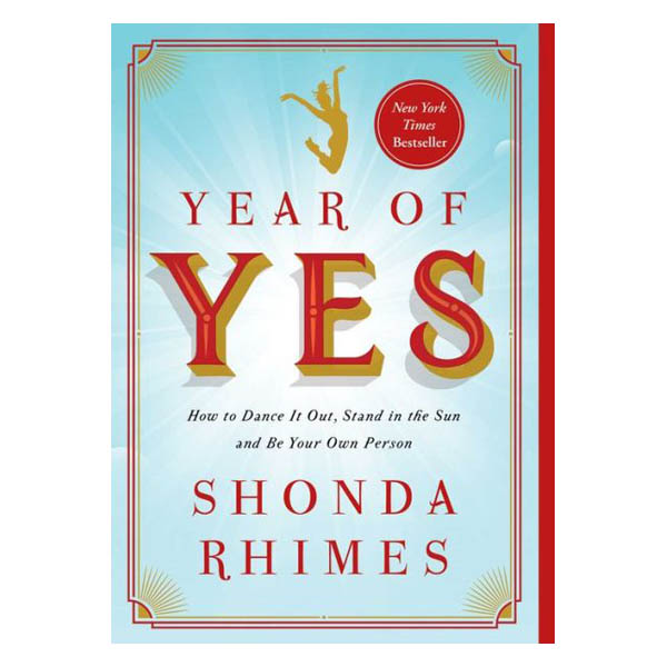 Shonda Rhimes Year of Yes (Paperback)