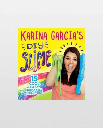Karina Garcia's DIY Slime (Paperback)