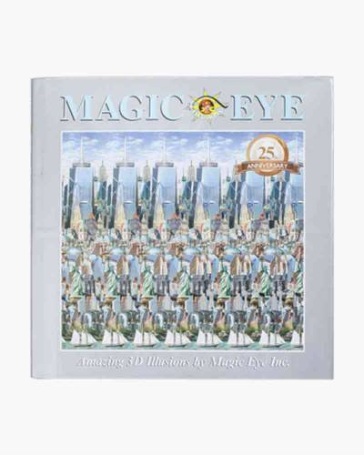 Magic Eye 25th Anniversary Book (Hardcover)