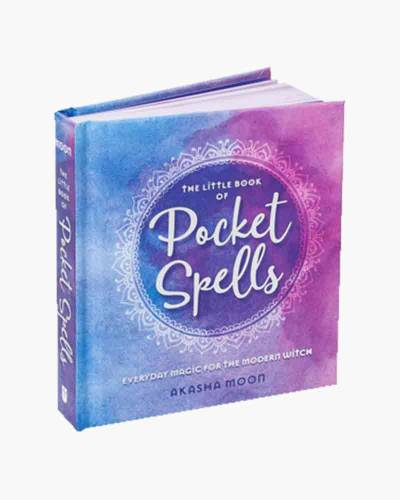 The Little Book of Pocket Spells: Everyday Magic for the Modern Witch (Hardcover)