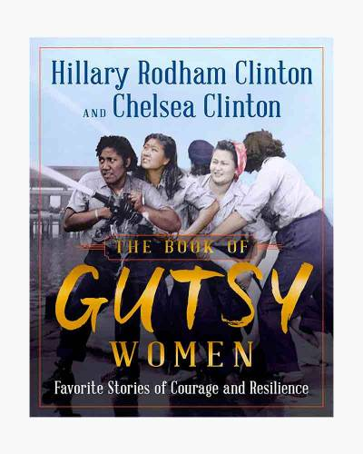 The Book of Gutsy Women (Hardcover)