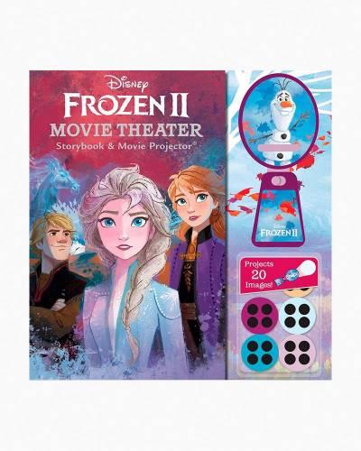 Disney's Frozen 2 Movie Theater Storybook & Movie Projector