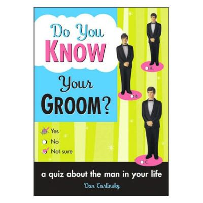 Do You Know Your Groom? (Paperback)
