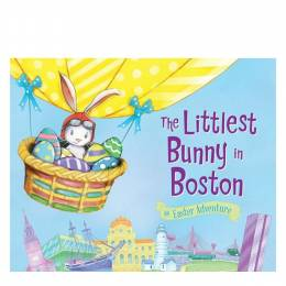 The Littlest Bunny in Boston: An Easter Adventure (Hardcover)