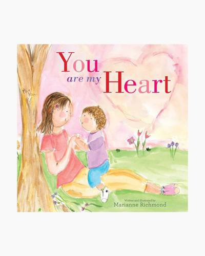 You Are My Heart Board Book