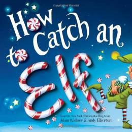 Adam Wallace How to Catch an Elf (Hardcover)