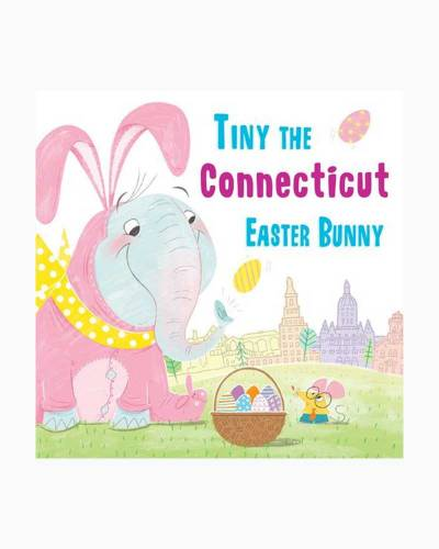 Tiny the Connecticut Easter Bunny (Hardcover)