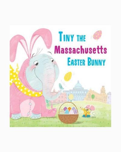 Tiny the Massachusetts Easter Bunny (Hardcover)