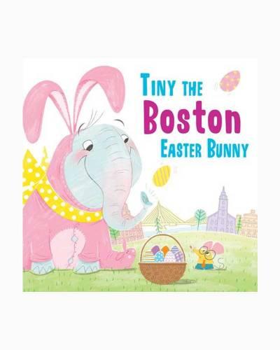 Tiny the Boston Easter Bunny (Hardcover)