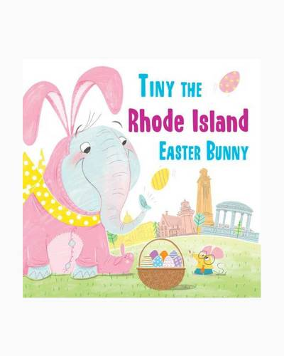Tiny the Rhode Island Easter Bunny (Hardcover)