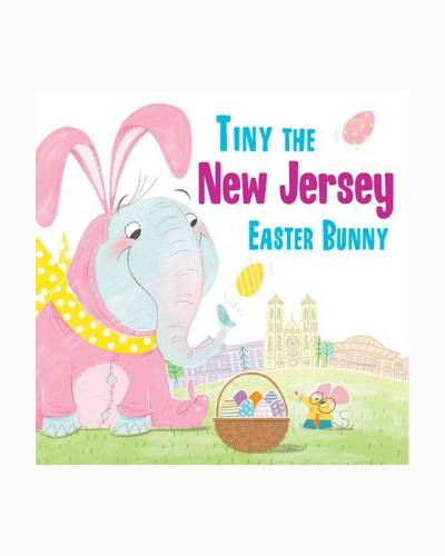 Tiny the New Jersey Easter Bunny (Hardcover)