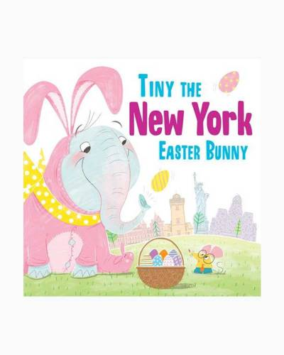 Tiny the New York Easter Bunny (Hardcover)