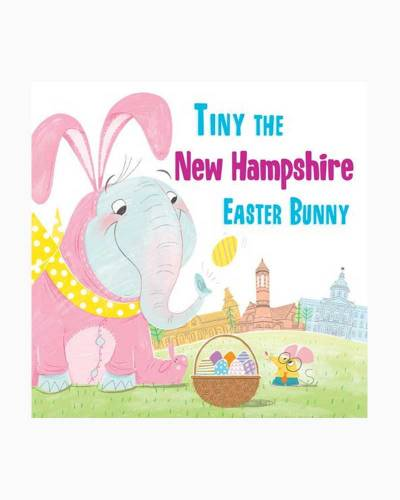 Tiny the New Hampshire Easter Bunny (Hardcover)