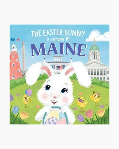 The Easter Bunny Is Coming to Maine (Hardcover)