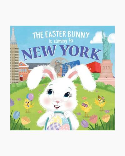 The Easter Bunny Is Coming to New York (Hardcover)