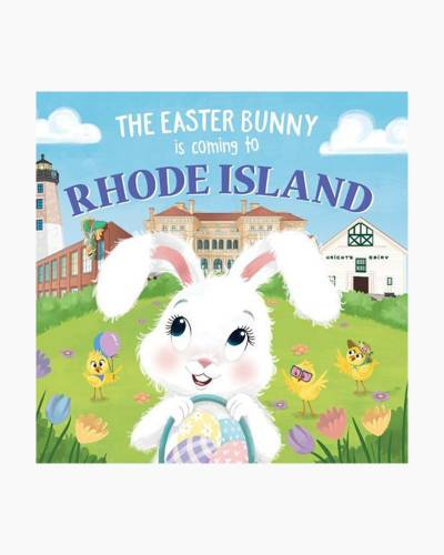 The Easter Bunny Is Coming to Rhode Island (Hardcover)