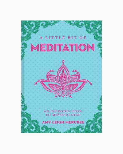 A Little Bit of Meditation: An Introduction to Mindfulness (Hardcover)