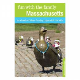 Marcia Glassman-Jaffee Fun with the Family Massachusetts, 8th (Paperback)