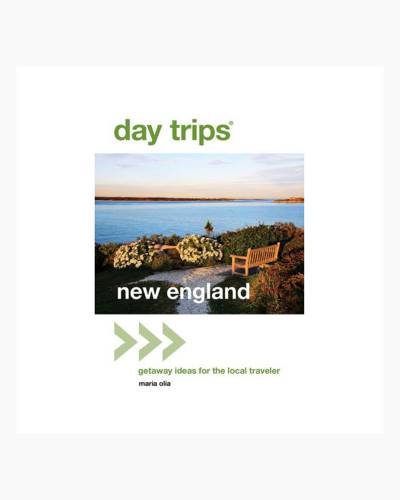 Day Trips New England, 2nd (Paperback)