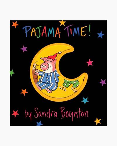 Pajama Time! Board Book