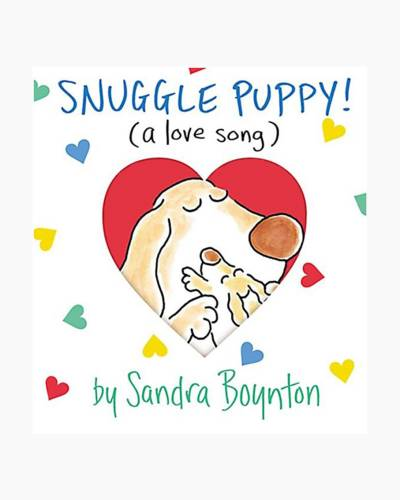 Snuggle Puppy! Board Book