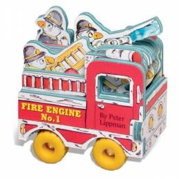 Peter Lippman Fire Engine No. 1 (Hardcover)