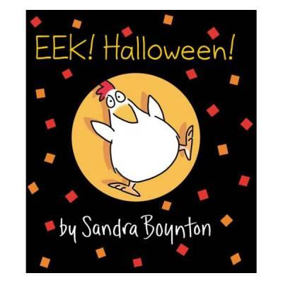 Eek! Halloween! Board Book