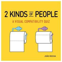 Joao Rocha 2 Kinds of People: A Visual Compatibility Quiz (Paperback)