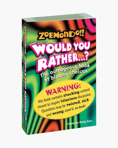 Would You Rather...? (Paperback)
