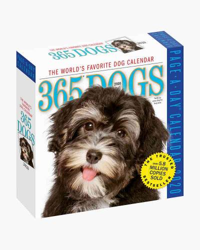 365 Dogs 2020 Day-to-Day Calendar