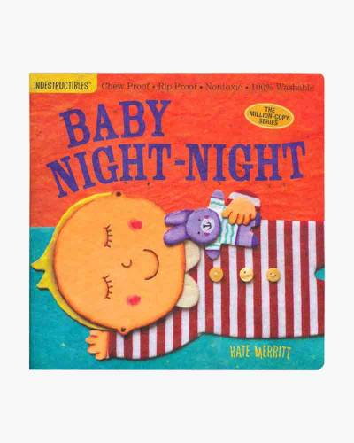 Baby Night-Night (Indestructibles Series)