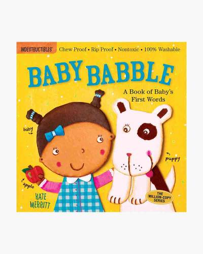 Baby Babble (Indestructibles Series)