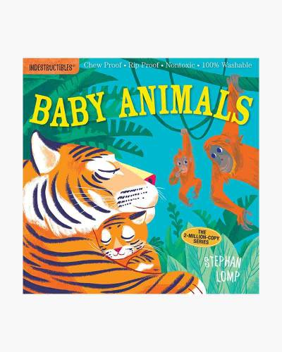 Baby Animals (Indestructibles Series)