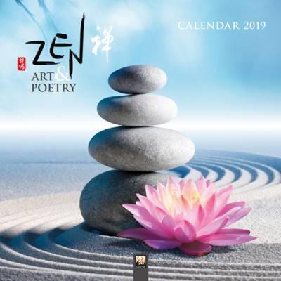 Zen Art and Poetry 2019 Calendar