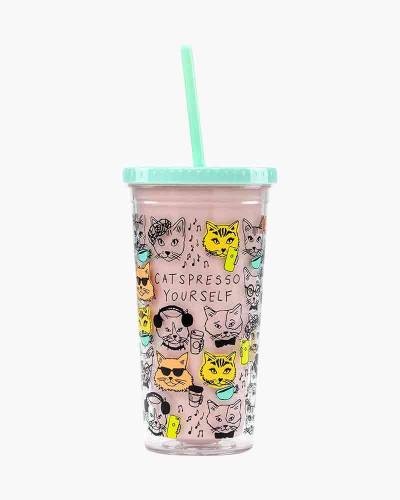 Catspresso Yourself 20 oz. Drink Tumbler