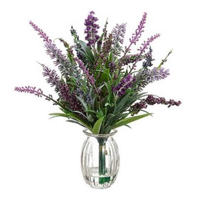 Lavender Stem Vase