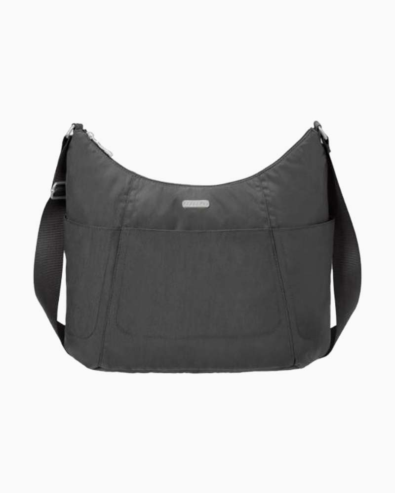 baggallini Hobo Tote in Charcoal