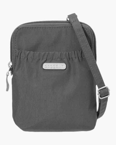 bryant pouch in grey