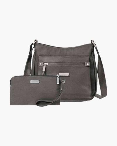 uptown bagg in Sterling Shimmer