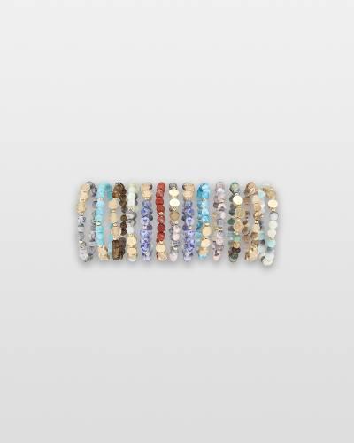 Semi-Precious Stones Bracelet (Assorted)