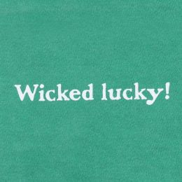 Boston Accents Co. Wicked lucky Men's Tee