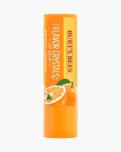 Sweet Orange Flavor Crystals Lip Balm