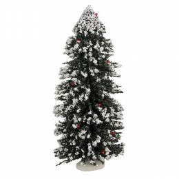 Byers' Choice 12 Inch Snow Tree Decoration