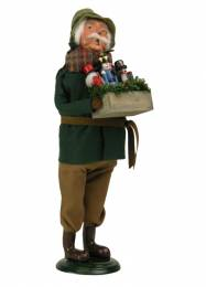 Byers' Choice Nutcracker Vendor
