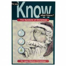 Byers' Choice Do You Know What I Know? The Symbols of Christmas (Paperback)