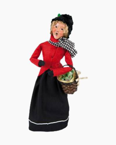 Douglas Woman Carolers Figurine