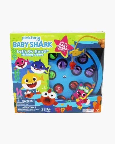 Baby Shark Let's Go Hunt! Fishing Game