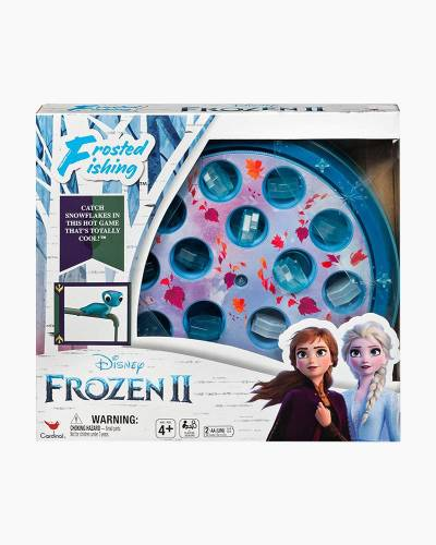 Disney's Frozen 2 Frosted Fishing Game