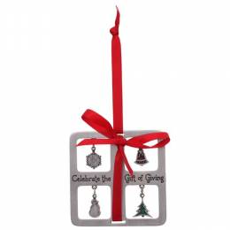 The Paper Store Celebrate the Gift of Giving Exclusive Ornament