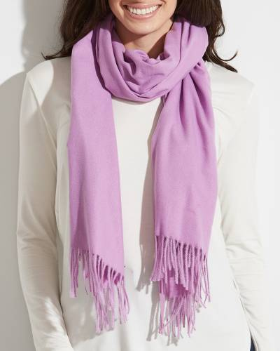 Exclusive Scarf in Lilac